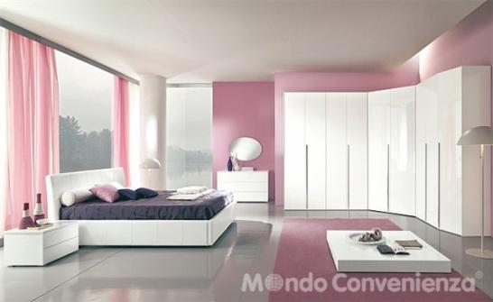 Camere da letto - Sulle ali di un sogno